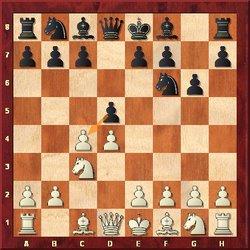 Grünfeldindisch, Schach Eröffnung