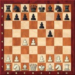Holländische Eröffnung, Schach Eröffnung