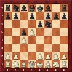 Benoni Eröffnung, Schach Eröffnung