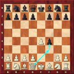 Königsgambit, Schach Eröffnung