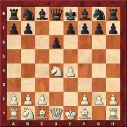 Sizilianische Verteidigung, Schach Eröffnung