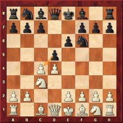 Damengambit, Schach Eröffnung